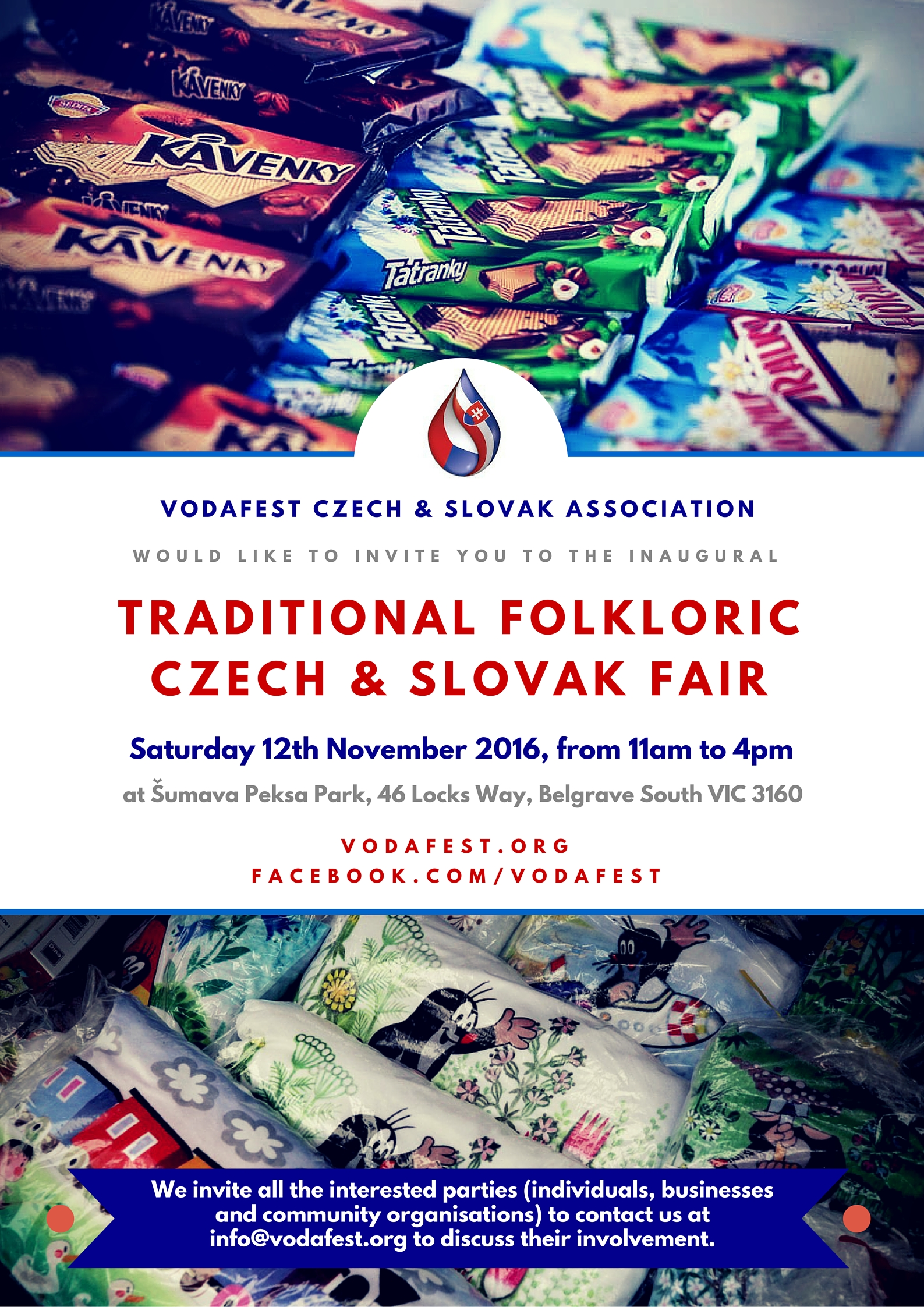 Traditional Czech & Slovak Fair 2016