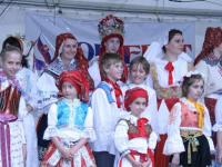 Folklore costumes from various regions