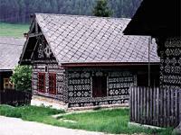 Cicmany village
