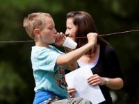 Kids' activities at Sumava