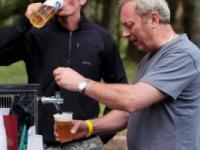 Self service Czech beer tap