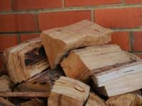 Wood for the campfires