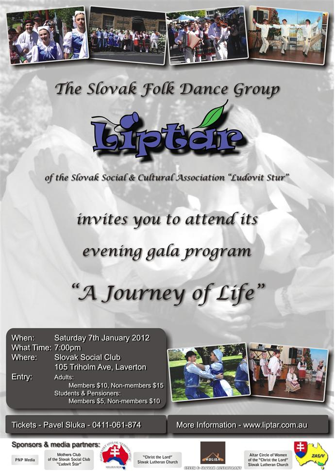 Liptar Dance Group Gala Program