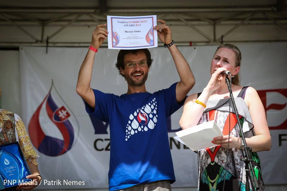 Community Award 2015